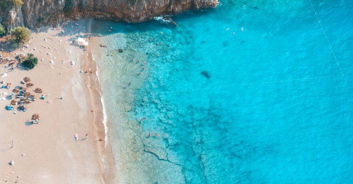 kelebekler vadisi plajı