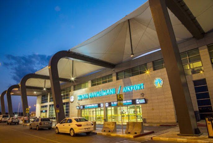 Konya Havalimanı Taksi Ulaşımı