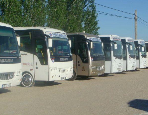 Kütahya Havalimanı Servis Otobüsü