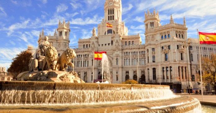 Madrid Tarihi Yerler