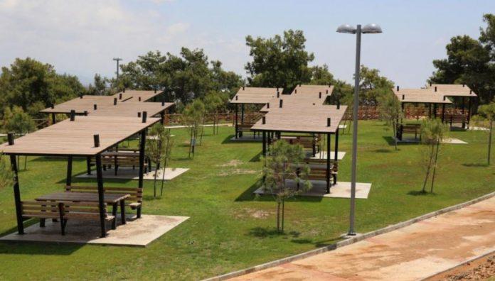 Manavgat Belediyesi Mesire Alanı