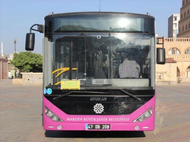 Mardin Havalimanı Otobüsü
