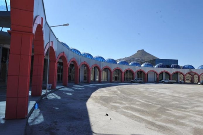 Mardin Otobüs Terminali