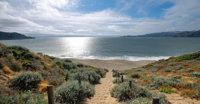 marshalls beach