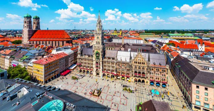 Münih Tarihi Yerler