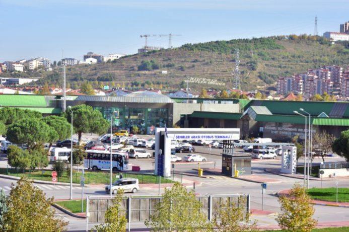 Nevşehir Otogarı
