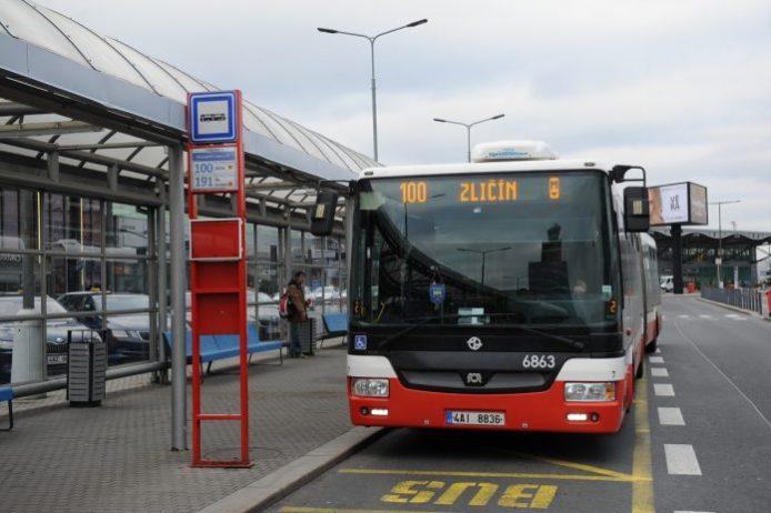 Prag Havalimanı Otobüsü