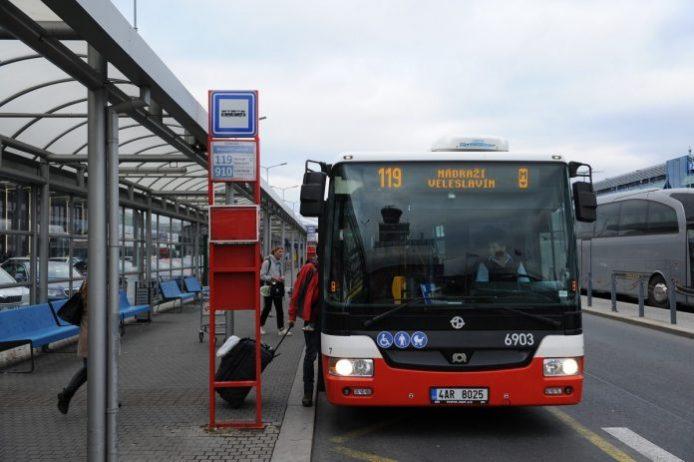 Prag Havalimanı Otobüs Ulaşımı