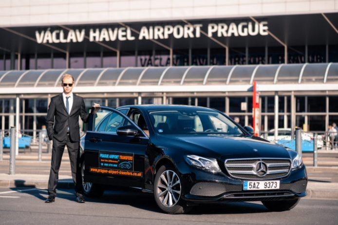 prag havalimanı özel transfer