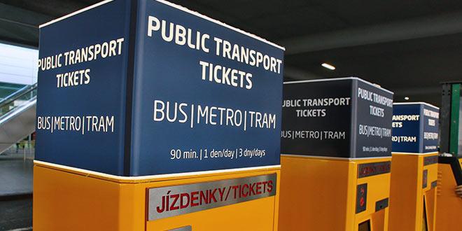 prag havalimanı otobüs bileti