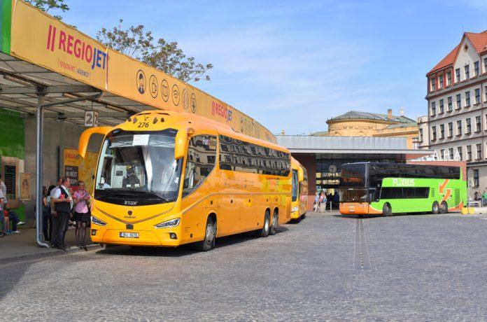 prag otobüs terminali