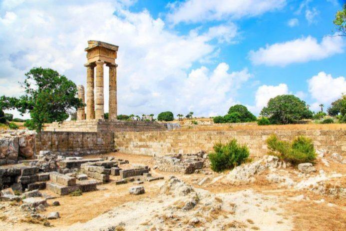 Rhodes Acropolis