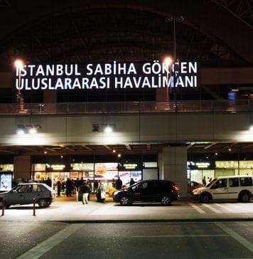İstanbul Sabiha Gökçen Havalimanı Ulaşım