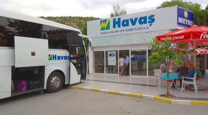 Şanlıurfa Havalimanı Havaş Otobüsü