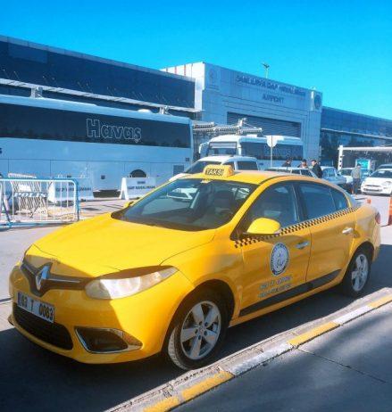 Şanlıurfa Havalimanı Taksi Ulaşımı