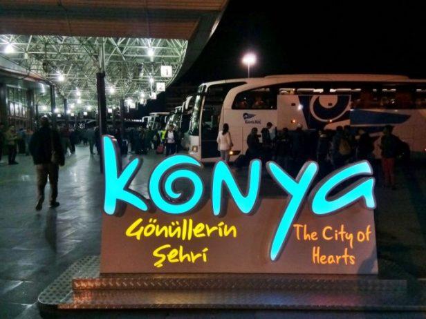 Konya Otobüs Terminali