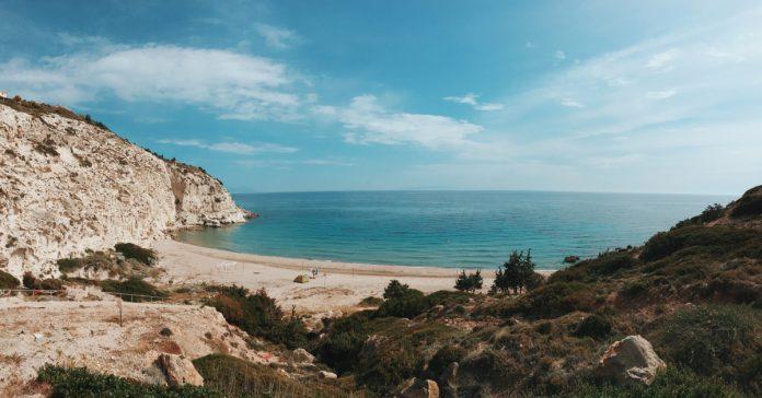sığacık plajı