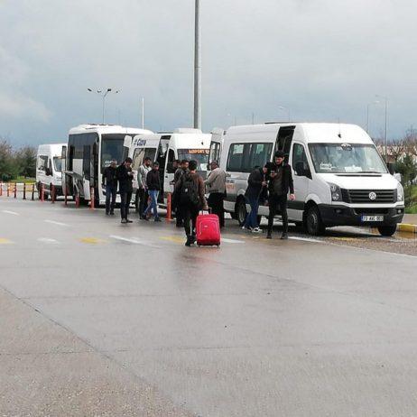 Şırnak Havalimanı Yolcu Servisi