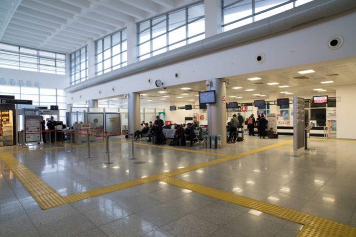 Şırnak Havalimanı Terminali
