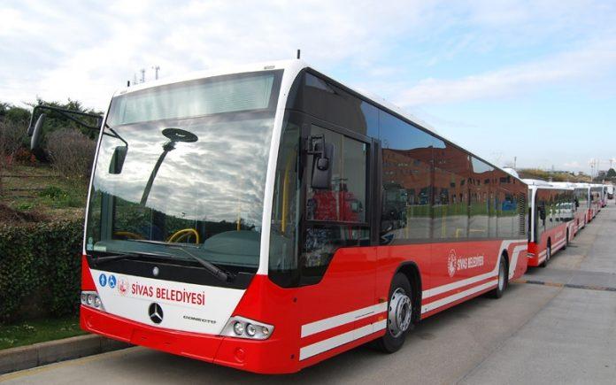 Sivas Havalimanı Belediye Otobüsü