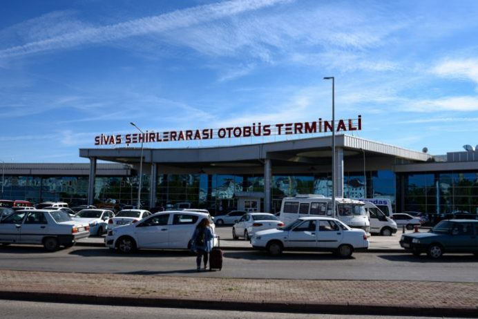 Sivas Otobüs Terminali