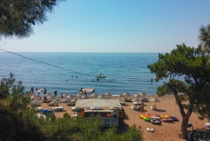 Tavaklı Plajı