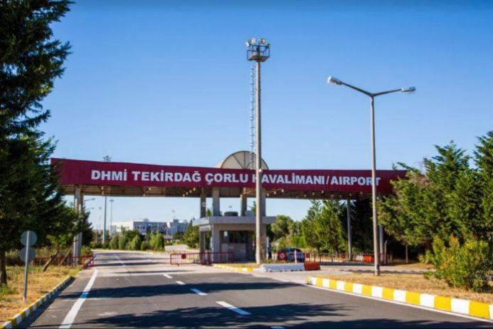 Tekirdağ Çorlu Havalimanı Ulaşım
