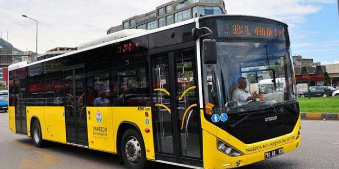 Trabzon Havalimanı Belediye Otobüsü