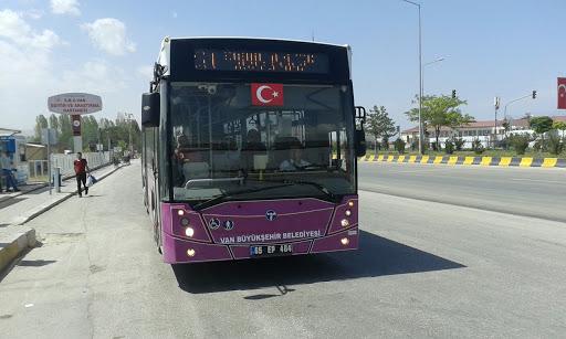 Van Havalimanı Otobüs Ulaşımı
