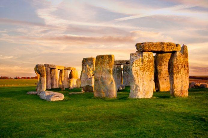 Windsor, Stonehenge ve Bath Günü