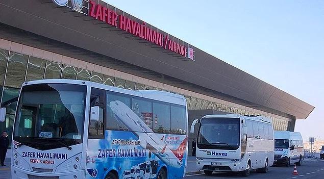 Kütahya Havalimanı Yolcu Servisi