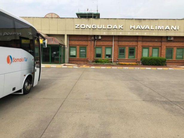 Zonguldak Havalimanı Somaklı Tur Otobüsü