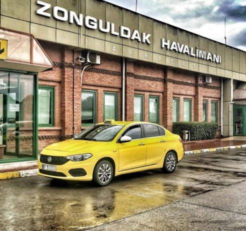 Zonguldak Havalimanından Bartın'a Taksi Ulaşımı