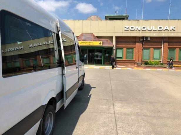 Zonguldak Havalimanı Transfer Aracı
