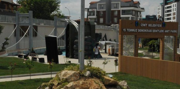 15 Temmuz Demokrasi Şehitleri Anıt Parkı