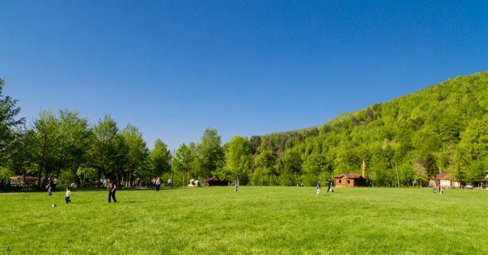akkaya köyü piknik ve mesire alanı