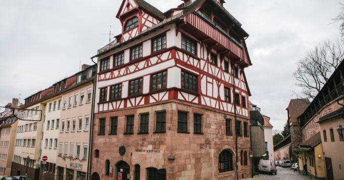 albrecht dürer'in evi