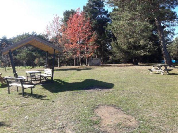 Alıç Yaylası Kamp Alanı