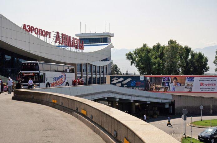 Almati Havalimanı Otobüs Ulaşımı
