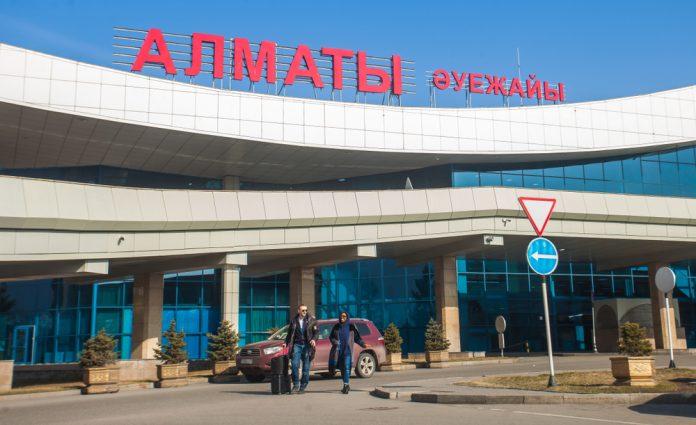 Almati Havalimanı Özel Transfer
