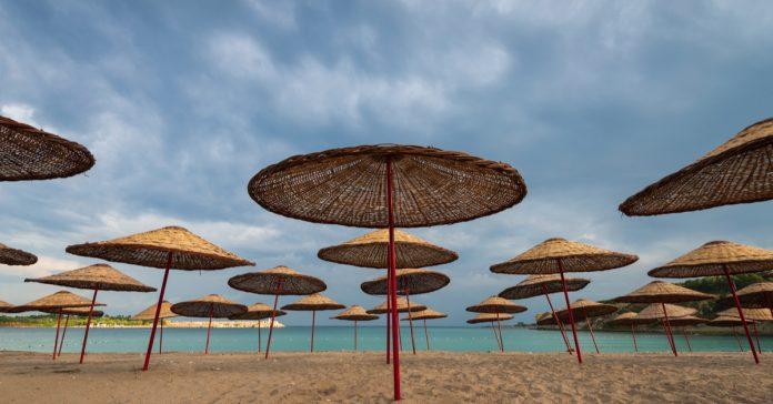 altınkemer plajı