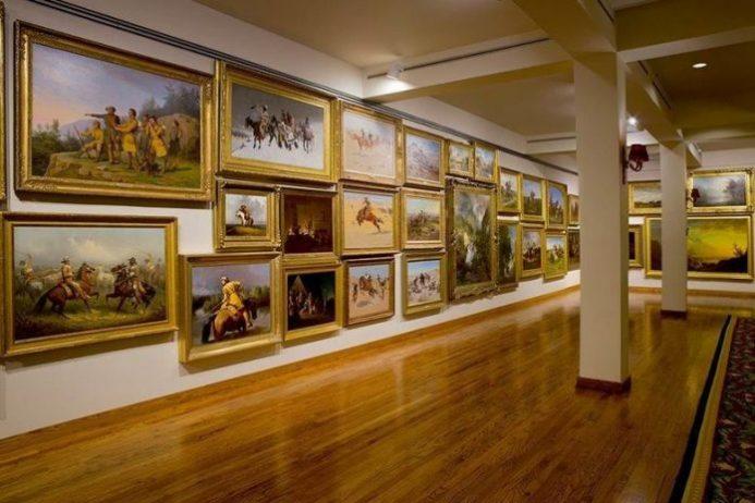 Amerikan Batı Sanatı Müzesi