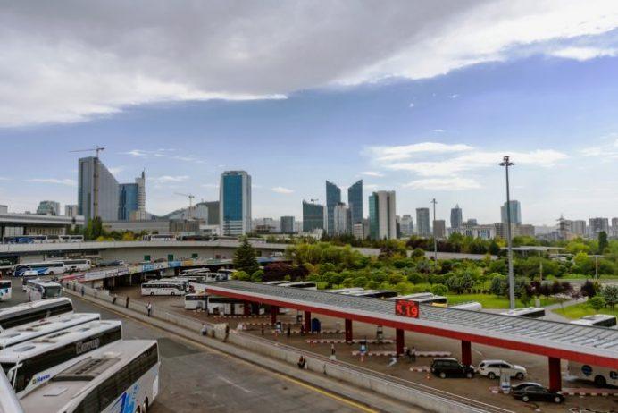Ankara Otobüs Terminali Havaş