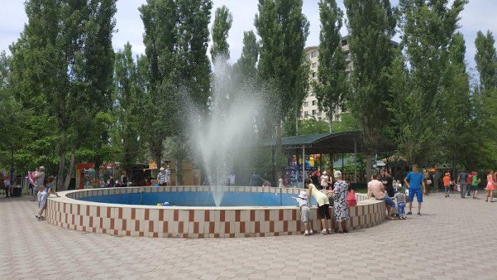 asanbai parkı