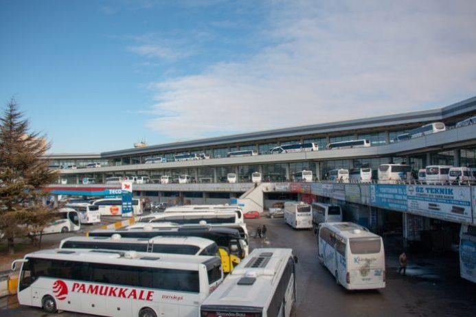 Ankara Otobüs Terminali Aşti