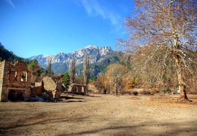 Belemedik Tabiat Parkı Kamp Alanı