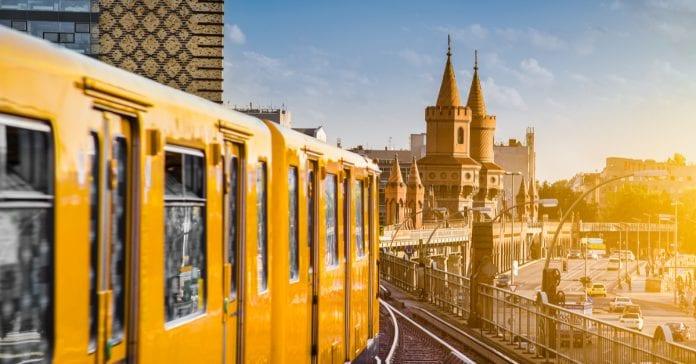 Berlin Tarihi Yerler