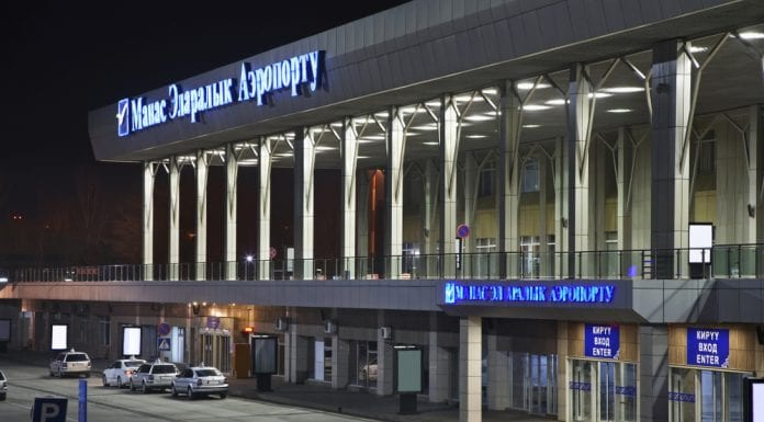 Bişkek Manas Havalimanı