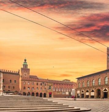 Bologna Tarihi Yerler