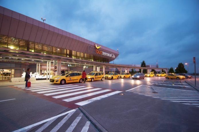 Budapeşte Havalimanı Taksi